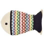 Fish Cushion Organic cotton