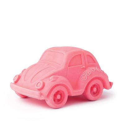 Box Voiture Coccinelle - rose