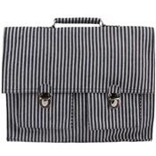 Cartable Big Bretelles - Jean Stripes
