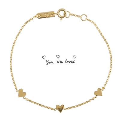 Bracelet Maman You are loved - or