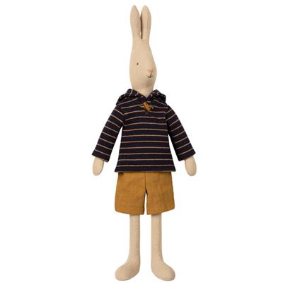 Lapin Rabbit marin Blue - Taille 3 (medium)