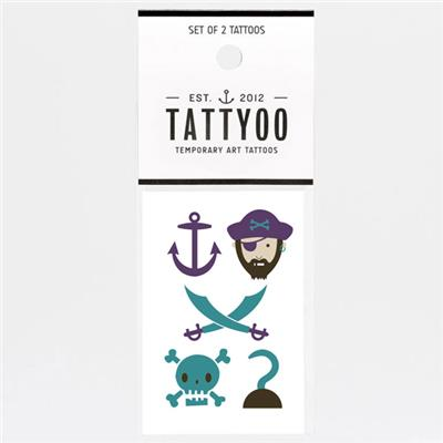 Tattoo - Pirate