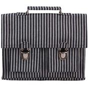 Mini cartable bretelles Jean - Stripes