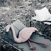 Polly Flamingo Cushion